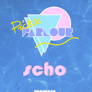PICKLE PARLOUR X SCHO SS20 STAY CATION