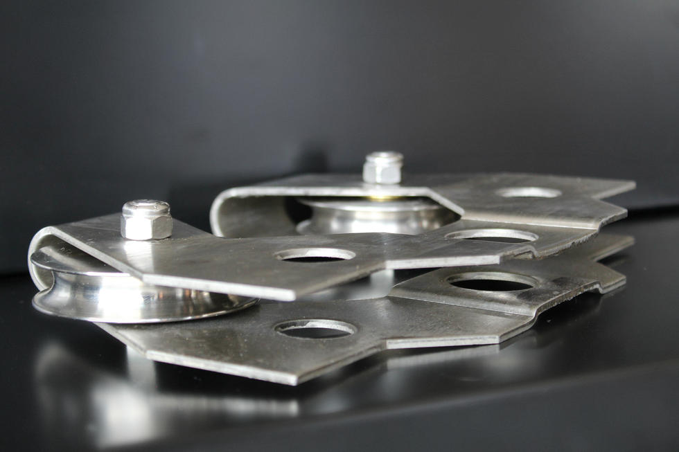 RSI Steel TRAM Pulley