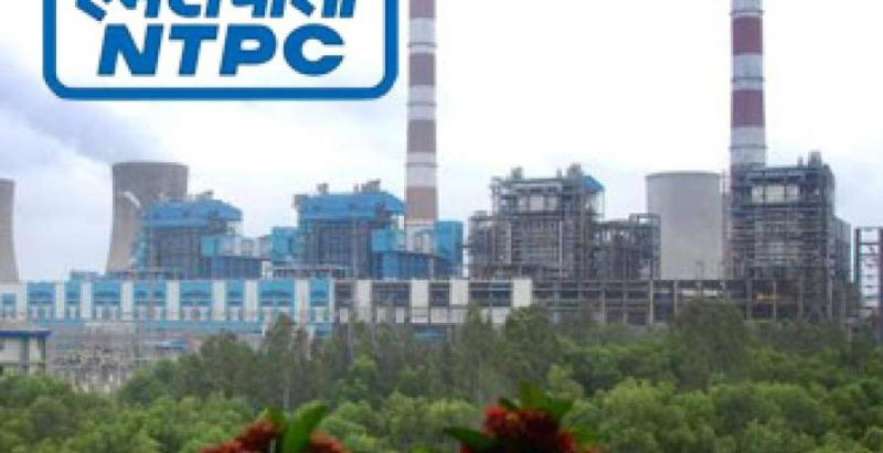 NTPC developed infrastructure at Rihand project in UP to transport fly ash to cement plants at cheap