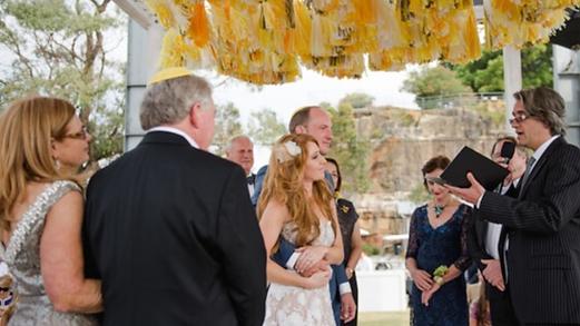 Multicultural wedding, AndresTheCelebrant.com