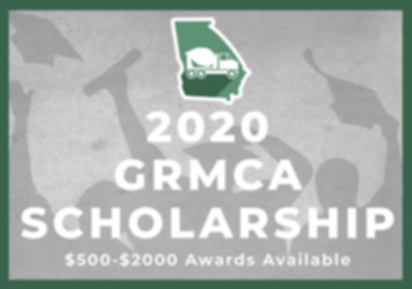 GRMCA Scholarship.png