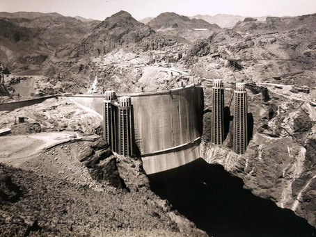 Hoover Dam marks 85th anniversary since final concrete pour