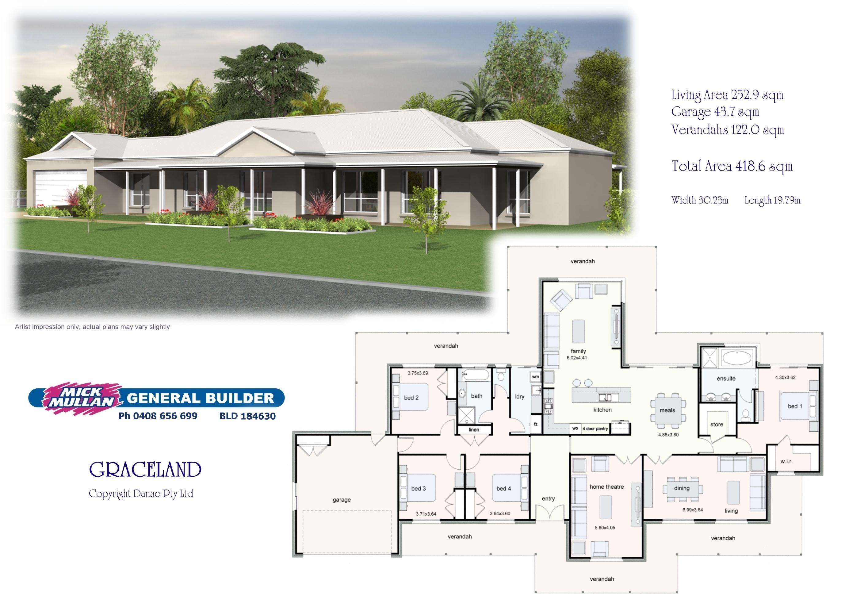 Graceland Brochure