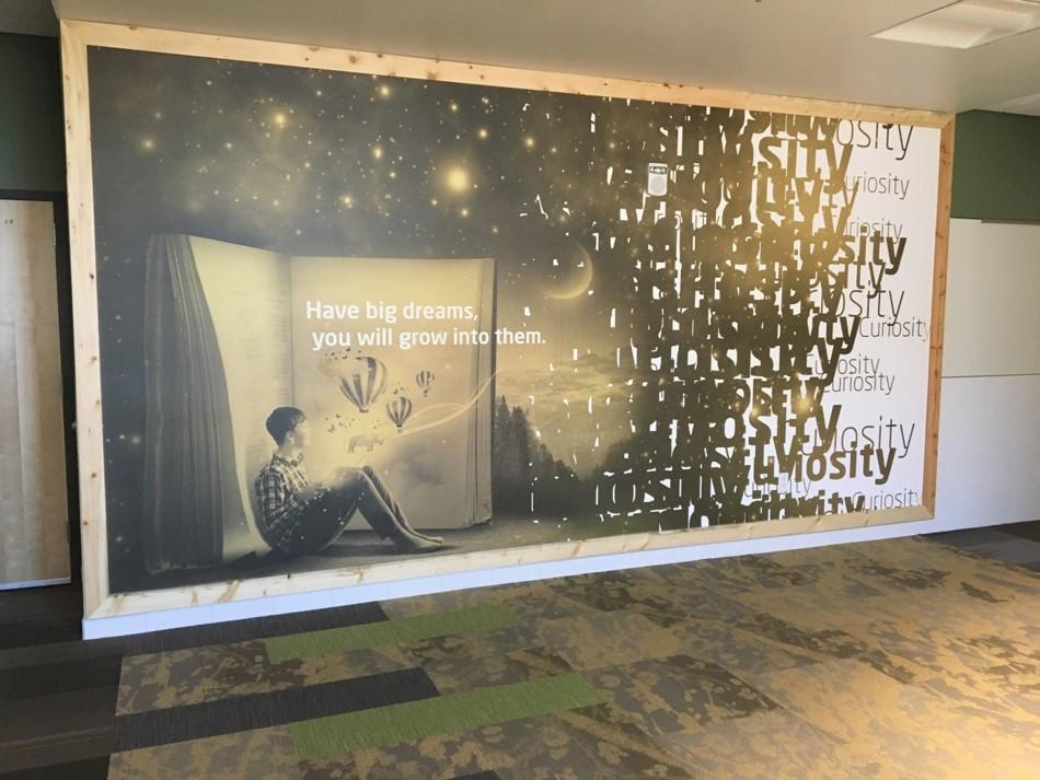 Digital Wall Covering