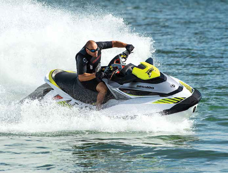 Sea-Doo Motores