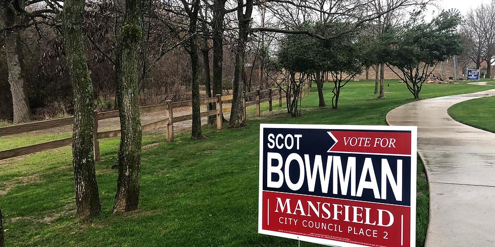 Meet Scot Bowman 10/10 (East Mansfield)