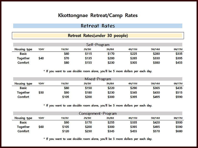 Kkottongnae retreat rates under 30.jpg