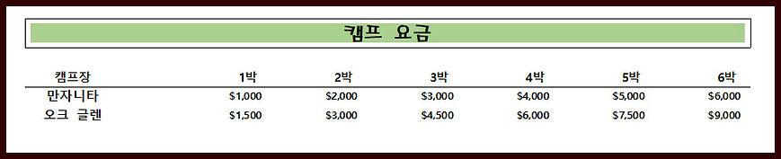 Kkottongnae camp rates(kor).jpg