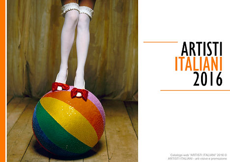 Catalogo Artisti Italiani 2016