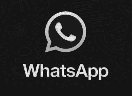 WhatsApp anuncia lançamento do modo escuro