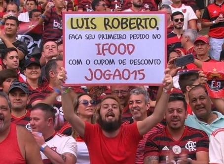 iFood estreia publicidade em transmissão de futebol da Globo
