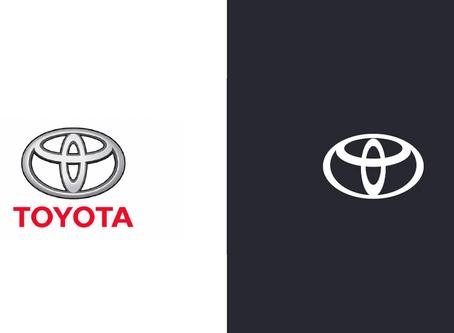 Toyota apresenta logo simplificado e nova identidade visual