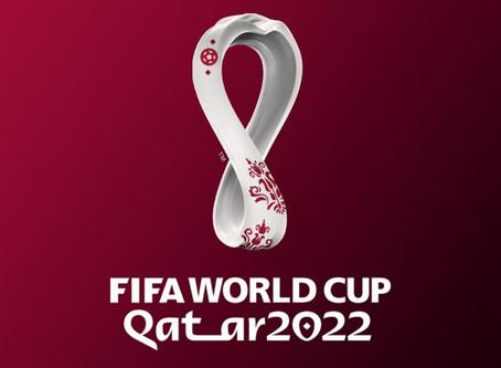 FIFA apresenta logo da Copa do Mundo 2022