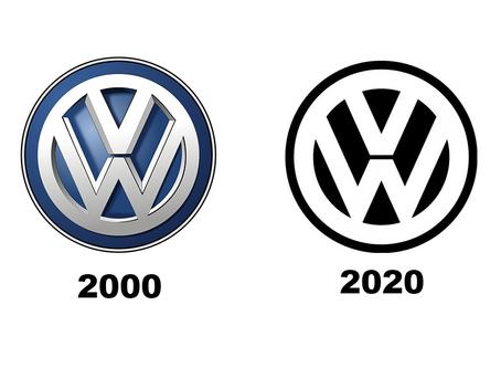 Após 20 anos, Volkswagen apresenta nova identidade visual