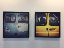 Blue Car // Yellow Car
