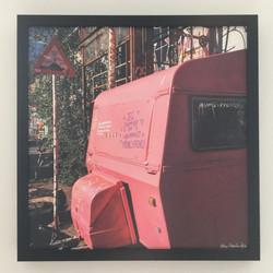 Pink Camping