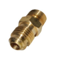 "Adapter 1/4"" SAE x 18 NPT"
