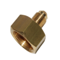 """Fles Adapter 3/8"""" SAE"""