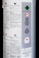 Formeergas fles 2,2 liter