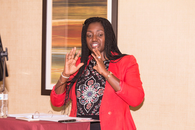 SPECIAL THANKS FROM RHEITTA OHENE-AMOAKO. ALL THINGS DAY CARE - 1ST CHILDCARE BUSINESS LEADERS WORSH