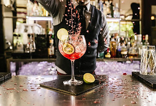 Barkeeper Gießen Cocktail