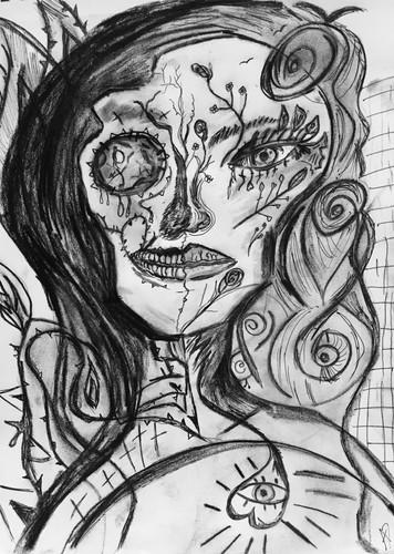 HALF DEAD GIRL 2