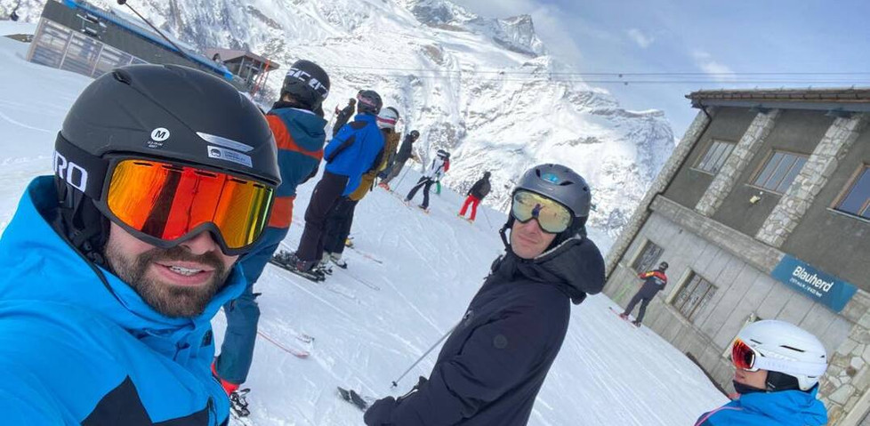 Skitag Zermatt