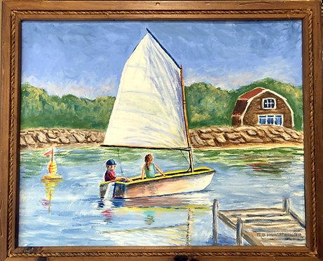 Safe Harbor by Dick Hamilton