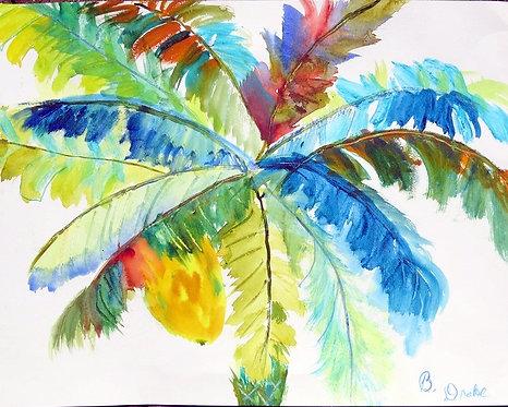 Big Palm by Betsy Drake Hamilton