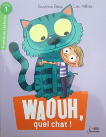 WAOUH, quel chat !
