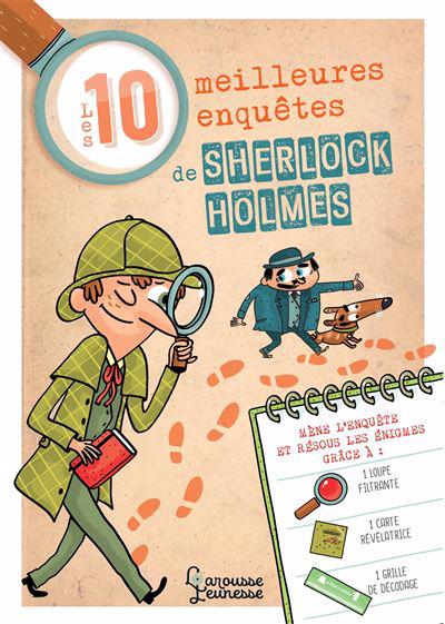 Les 10 meilleures enquêtes de Sherlock Holmes