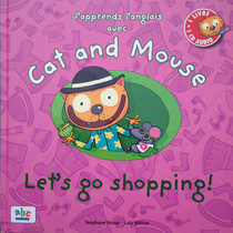 CAT AND MOUSE Let's go shopping !