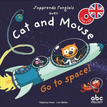 CAT AND MOUSE Go to space !