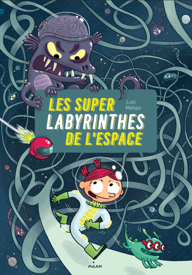 Les super labyrinthes de l'espace