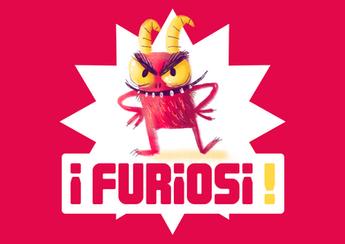 Logo I Furiosi - Ligue d'improvisation d'Ajaccio