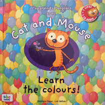 CAT AND MOUSE Learn the colours !
