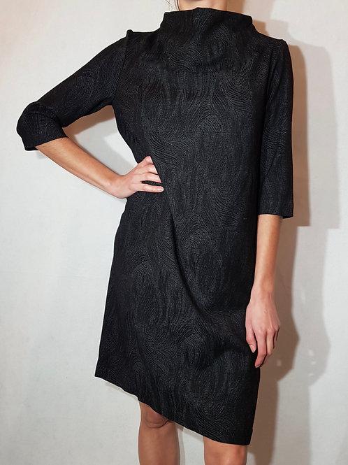 Sukienka wełniana z półgolfem Damian Kretschmer