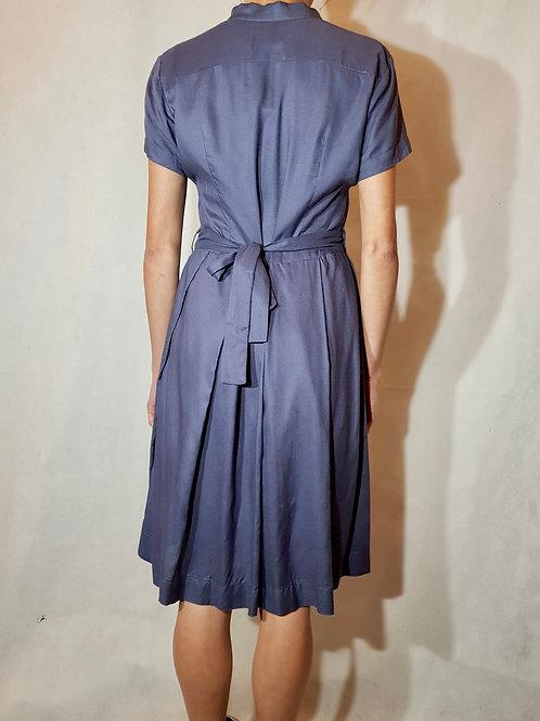 Sukienka z zakładkami Damian Kretschmer