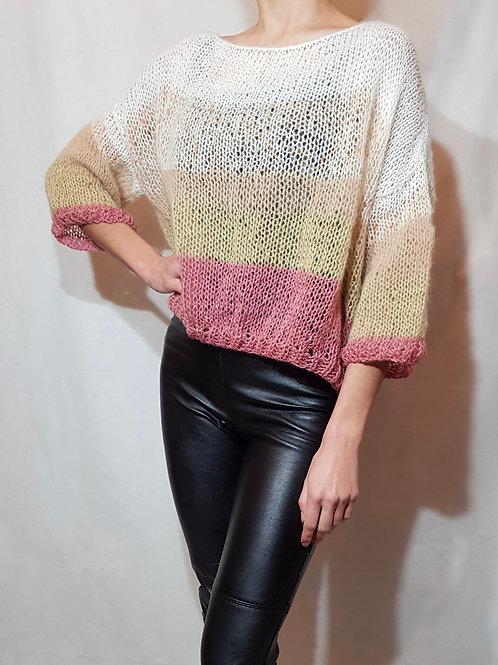 Sweter wełniany Miut Studio