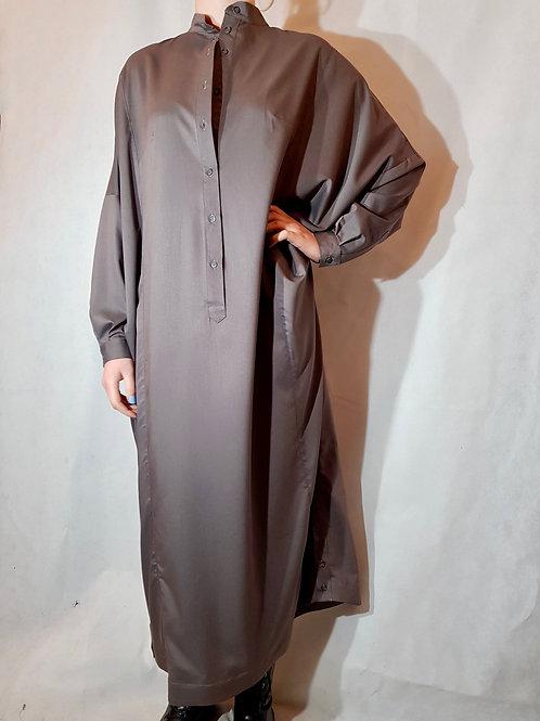Sukienka koszulowa długa Damian Kretschmer