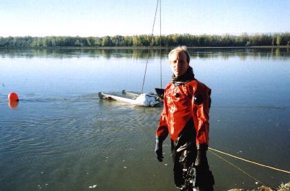 Raising Lake Sakakawea Plane