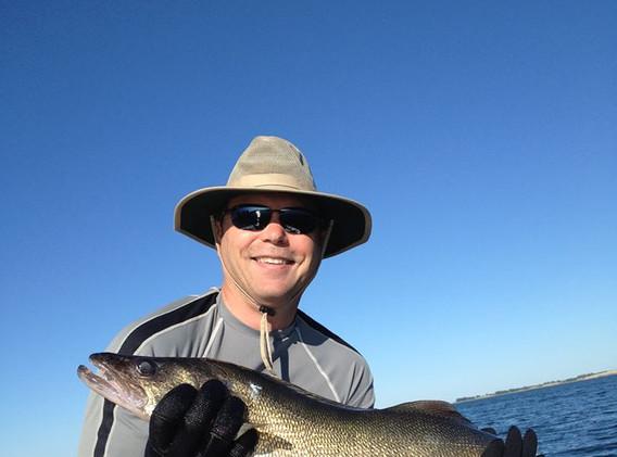 Spearfishing North Dakota