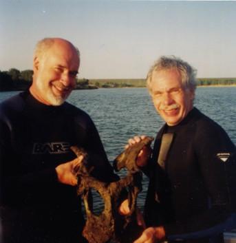 Governor Schafer Buffalo Bone Find