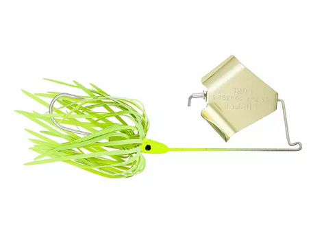 Why you should always use a plastic trailer on a buzzbait.