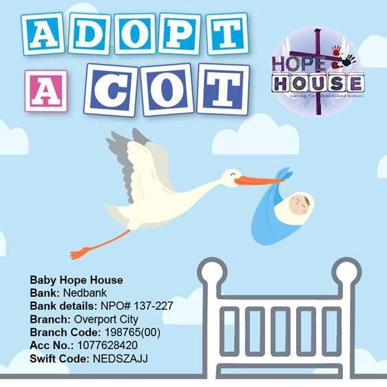 Adopt A Cot