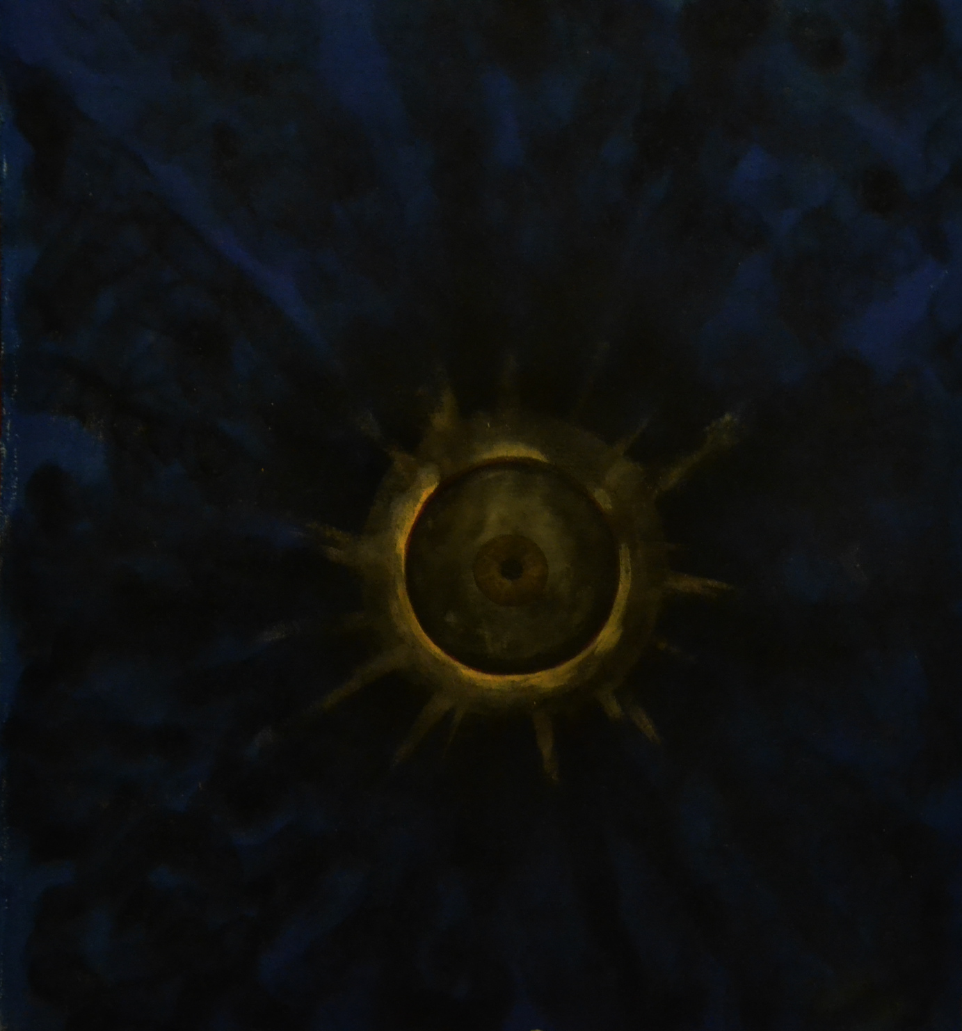 Eclipse of the eye