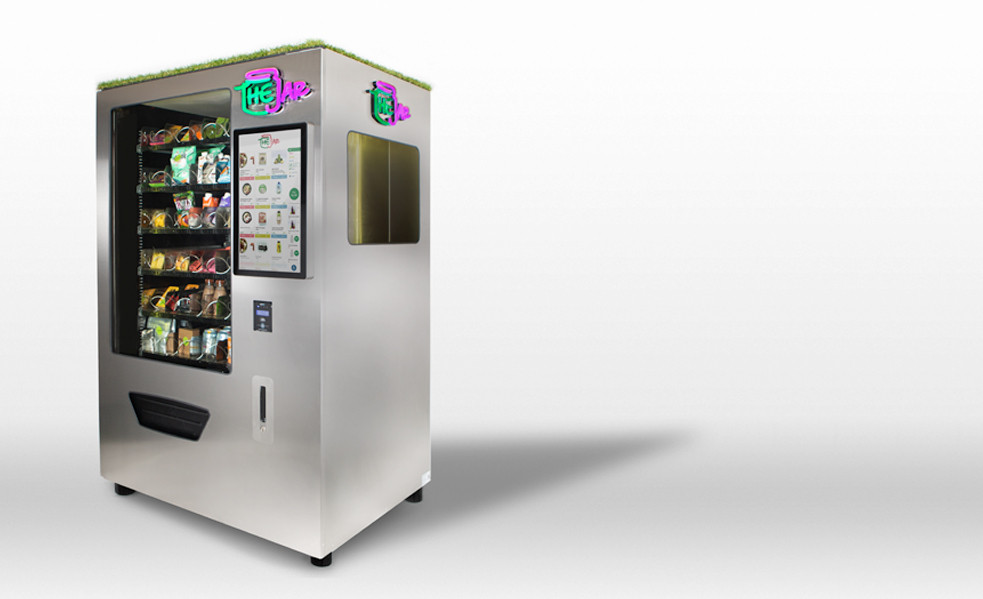 hire a vending machine in London