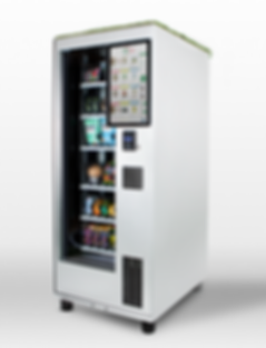 healthy vending machine hire UK