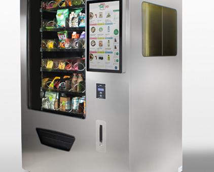 Looking for modern healthy vending machines in London, UK?