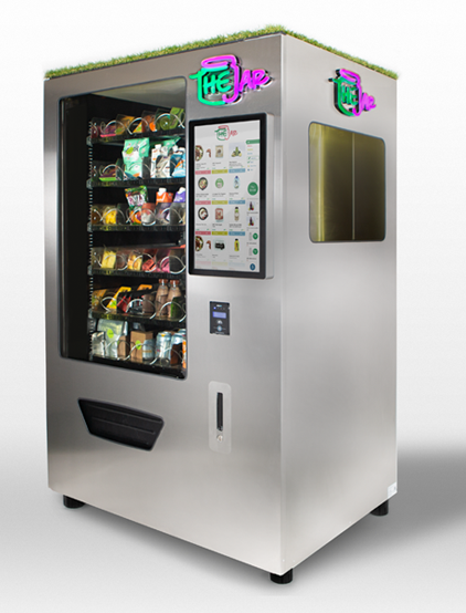 Healthy Vending Machines in London, UK